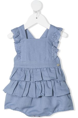 Tartine Et Chocolat Baby Rompers - Ruffled romper-suit