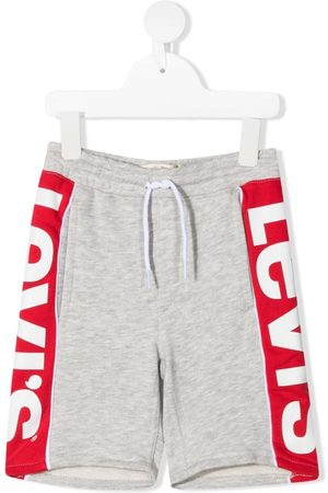 Levi's Side stripe-detail track shorts