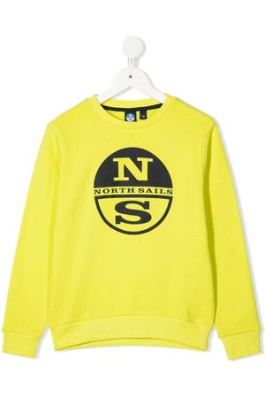 North Sails Kids Logo-print sweatshirt