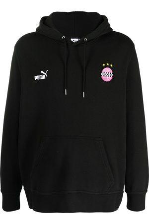 PUMA Logo-printed hoodie