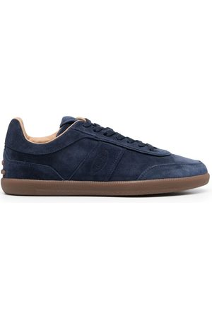 Tod's Panelled low-top sneakers