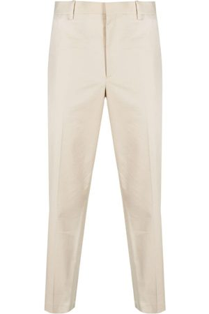 Neil Barrett Cropped leg chinos