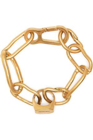 AMBUSH Men Bracelets - Ring-charm chain-link bracelet
