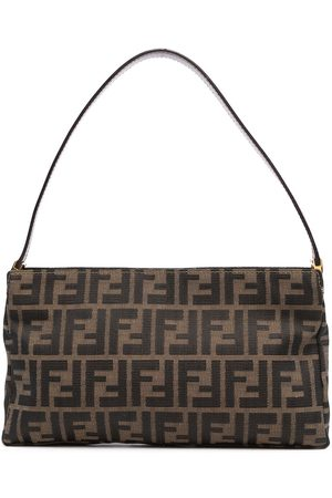 Fendi Zucca shoulder bag