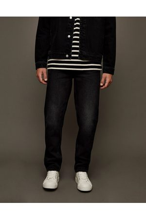 Topman Men Straight - Straight jeans in washed