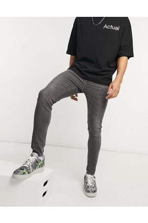 New Look Men Skinny - Super skinny jeans in washed
