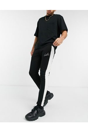 The Couture Club Pannelled slim jogger in