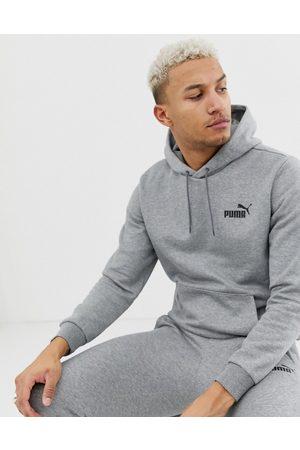 PUMA Men Sweatshirts - Essentials small logo hoodie in
