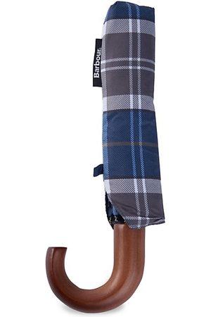 Barbour Men Umbrellas - Mini Tartan Umbrella