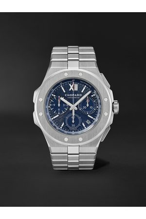 Chopard Men Watches - Alpine Eagle XL Chrono Automatic 44mm Lucent Steel Watch, Ref. No. 298609-3001
