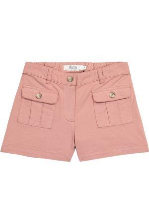 BONPOINT Girls Shorts - Saona stretch-cotton shorts