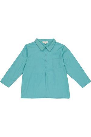 Caramel Boys Tops - Bullshark cotton shirt