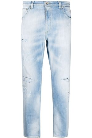 Dondup Mid-rise distressed jeans