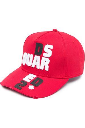 Dsquared2 Men Hats - Embroidered logo baseball cap