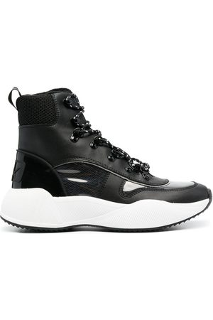 Calvin Klein Women Lace-up Boots - Chunky lace-up boots