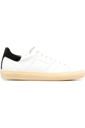 TAGLIATORE Men Sneakers - Logo-print low-top sneakers