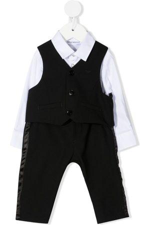 Emporio Armani Baby Pants - Three-piece set