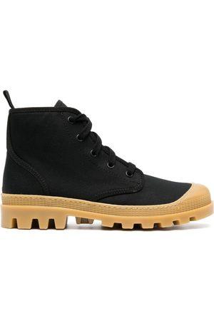 GIA Perni lace-up boots