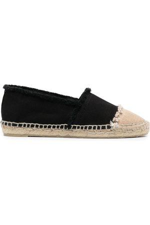Castaner Women Espadrilles - Slip-on leather espadrilles