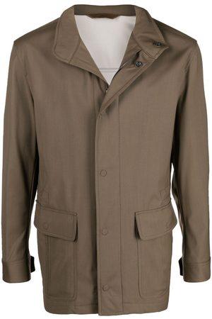 BRIONI Zip-up jacket