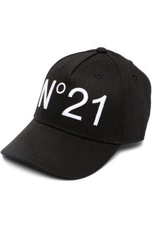 Nº21 Logo-print baseball cap