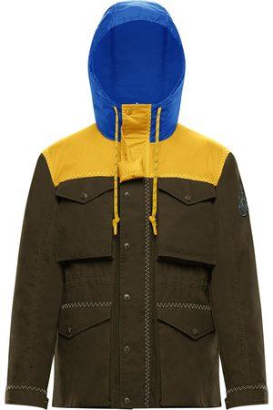 J.W.Anderson Men Jackets - X Moncler Leyton hooded jacket