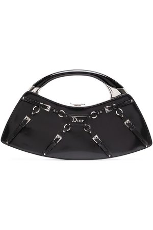 Dior Women Handbags - Mini logo buckled tote bag