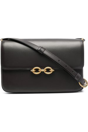 Saint Laurent Le Maillon leather satchel