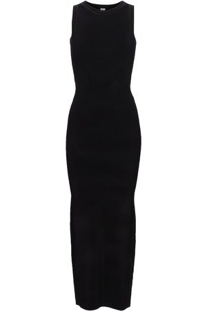 SIR Women Knitted Dresses - Celle ribbed-knit midi dress