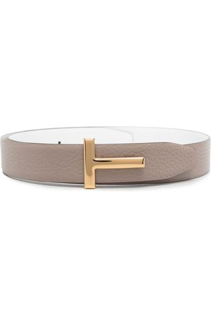 Tom Ford Women Belts - T buckle belt