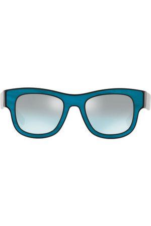 Dolce & Gabbana Square-frame mirrored sunglasses
