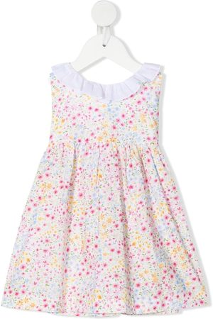Mariella Ferrari Baby Casual Dresses - Floral print midi dress
