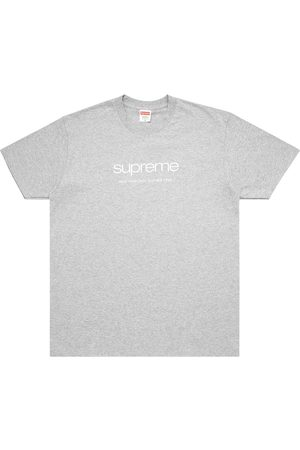 Supreme Men Short Sleeve - Shop-print T-shirt