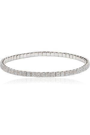 Shay Men Bracelets - Diamond-embellished stretch bracelet