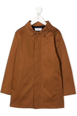 Paolo Pecora Boys Blazers - Concealed-fastening jacket