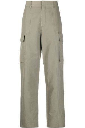 Stella McCartney Women Cargo Pants - Straight-leg cargo trousers