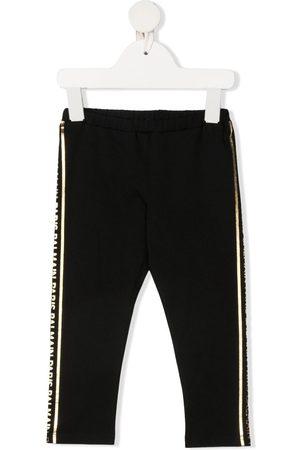 Balmain Logo-print leggings