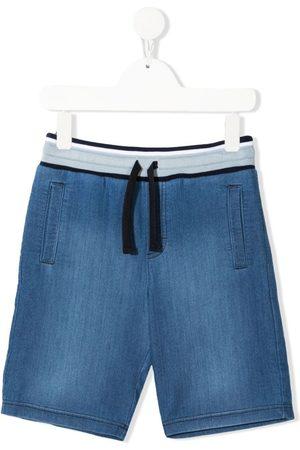 Dolce & Gabbana Drawstring denim shorts