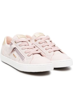 Geox Girls Sneakers - Low-top lace-up trainers