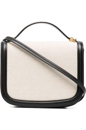Jil Sander Women Shoulder Bags - Two-tone crossbody bag