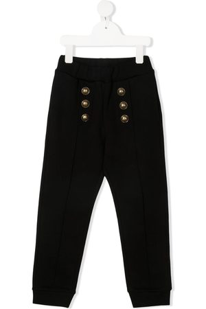 Balmain Buttoned track pants