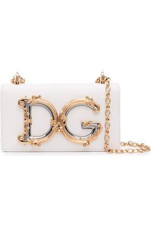 Dolce & Gabbana Women Shoulder Bags - DG Girl box bag