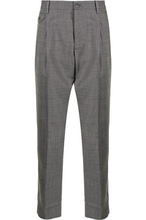 Dolce & Gabbana Wool tailored trousers