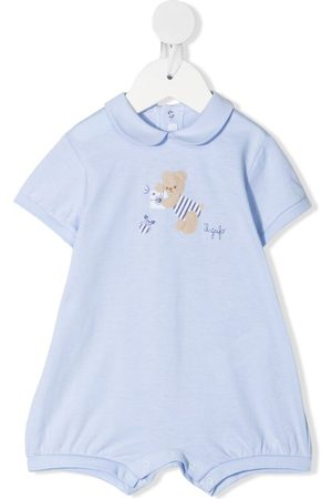 Il gufo Bear motif shorties