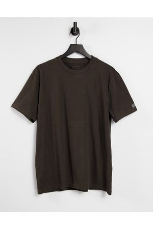 AllSaints Men Short Sleeve - Seri arm logo print t-shirt in