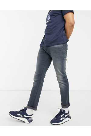Tommy Hilfiger Men Slim - Scanton slim fit jeans in aspen dark wash