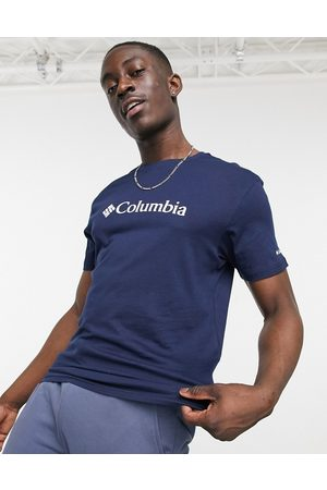 Columbia CSC Basic Logo t-shirt in navy