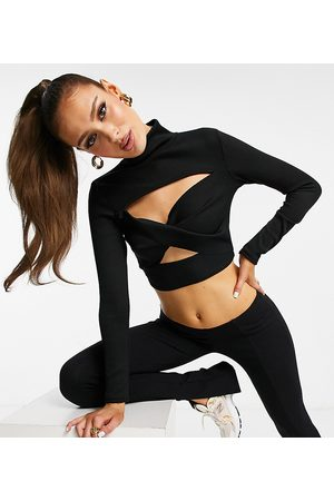 AsYou Twist long sleeve top in co-ord