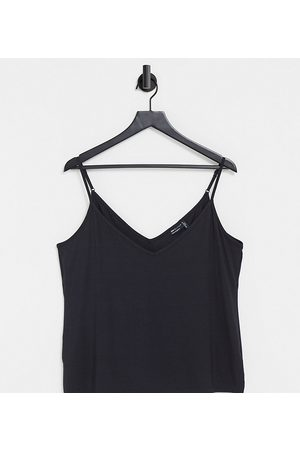 ASOS Women Camisoles - ASOS DESIGN Curve ultimate cami with v-neck in