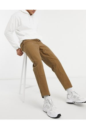 ASOS Men Chinos - Skater fit trousers with laid on panels in
